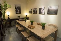 Located in Paris, Terre de Chine is a tea house - wooden furniture on sale of Fairsens