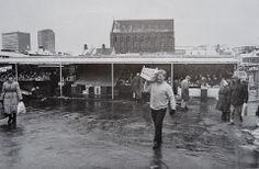 Open Market, 1985.