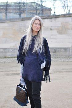 Sarah Harris, Paris Fashion Week