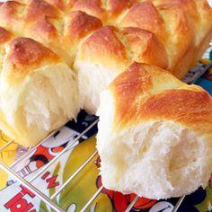 ♡ホテルブレッド風ちぎりパン♡手ごね by 朔晴結♡3児mama [クックパッド] 簡単おいしいみんなのレシピが265万品