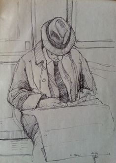 Posts about Subway sketch written by DaveMitri Drawing Sketches, Drawings, What To Draw, Nyc, Image, Stuff To Draw, Drawing, Paintings, Paint