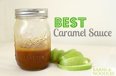 Best Caramel Recipe | Easy Recipe | Barns and Noodles