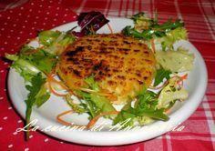 Hamburger di patate, ricetta vegetariana