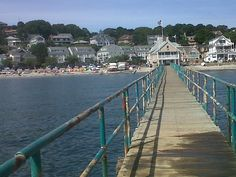 summer vacation sailing in Swampscott, MA