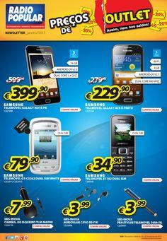 Newsletter - Preços de Outlet!    http://www.radiopopular.pt/newsletter/2013/09/