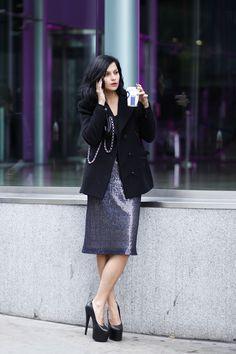 Street Style London Fashion Week primavera verano 2013 | Galería de fotos 21 de 139 | Vogue