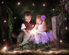 Enchanted Fairies and Mighty Warriors Photo Session @Enchanted Fairies Studio