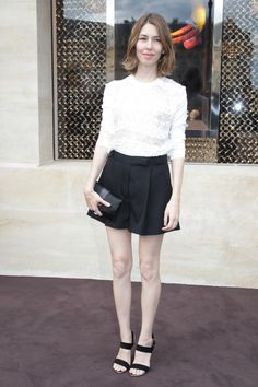 Sofia Coppola = classic and chic