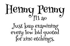 Free Henny Penny font by Brownfox Spooky Font, Henny Penny, Kid Fonts, Google Fonts, Serif, Spooky Halloween, Projects For Kids, Typography, Display
