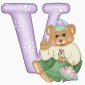 V for Vicki!