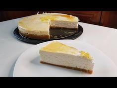 Εύκολο και ελαφρύ cheesecake λεμόνι!! - YouTube Cheesecake, Desserts, Food, Youtube, Greek Recipes, Tailgate Desserts, Deserts, Cheesecakes, Essen
