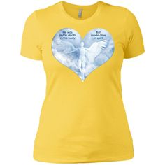 Christian Next Level Ladies' Boyfriend Tee