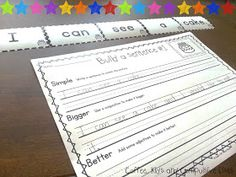 Coffee, Kids and Compulsive Lists: Building Better Sentences