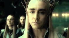 King Thranduil and Thror - The Hobbit Deleted Scene (HQ)