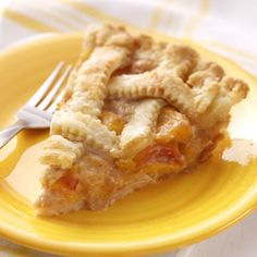 Peaches 'n' Cream Pie Recipe from Taste of Home -- shared by Emma Rea of Columbia, South Carolina