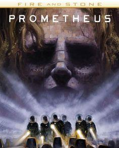 PROMETHEUS: FIRE AND STONE A team of explorers seeks to uncover the mystery of #Prometheus on LV-223 but finds their own damnation. Own It Now! amzn.to/2nq8WDb  #FireandStone #PrometheusFireandStone #LV223 #USCSSPrometheus #PaulTobin #JuanFerreyra #Xenomorph #Alien #Horror #DarkHorseBooks #DarkHorseComics #Comics #Engineers #ComicBooks #AlienIsolation #AlienCovenant #PrometheusComics #SciFiHorror #SpaceJockey #LifeandDeath #FacelessHorror #ComicsDune