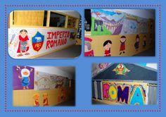 ROMA Romans, Toy Chest, Teaching, Toys, Projects, Image, Home Decor, The World, Kids Service Projects