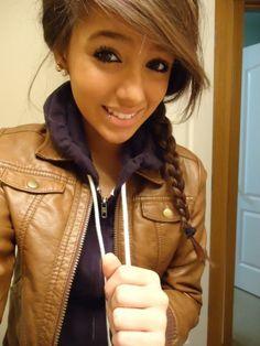 love her bangs.