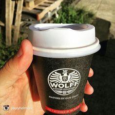 repost from @paulyhelmers Takeaway mornings at @christopherrobinespressobar with one of Brisbane's best roasters in Mortlake @wolffroasters #mortlake #specialtycoffee #wolffcoffeeroasters #dontbeafraidofthewolffe #cafe #sydneycafe #sydneycoffee #takeawaycoffee#coffeewithcharacter #dontbeafraidofthewolff #wolffcoffeeroasters by wolffroasters
