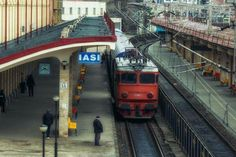 Romania, Train, Country, Rural Area, Trains, Country Music