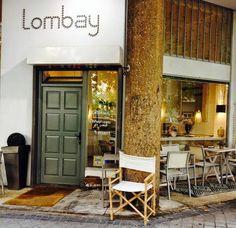 LOMBAY, cafeteria en Madrid