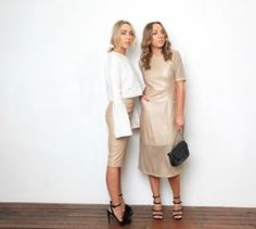 We love seeing @whenwordsfail_ wearing #west14th buttery, soft sand leathers - so stylish & chic! www.w14th.com