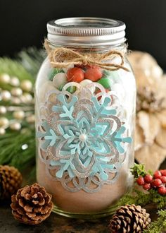 Emma's Home Ideas : The Mason Jar Project: 10 Stunning Ideas for Mason Jars
