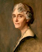 Lou Henry Hoover was the wife of President of the United States Herbert Hoover and served as First Lady from 1929 to She was a Kappa Kappa Gamma at Stanford University. Presidents Wives, American Presidents, American History, American Pie, First Lady Of America, Us First Lady, First Lady Portraits, American First Ladies, American Women