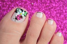 Toe Nail Art, Toe Nails, Pedicure, Beauty, Google, Videos, Designed Nails, Amor, Vestidos