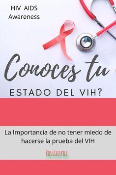 ¿Conoce su estado de VIH? Muchas personas no lo hacen por miedo y estigma sobre el VIH. Esto hace que no se hagan las pruebas del VIH cuando son sexualmente activas. Podemos detener la propagación del VIH. El VIH no es el mismo virus por el que es conocido. La ciencia ha cambiado la forma en que las personas viven con el VIH. #hiv #hivawareness #aids #hivaids #plhiv. #vih People With Hiv, Living With Hiv, Aids Awareness, End The Stigma, Hiv Positive, Blog, Positivity, Health, Shape