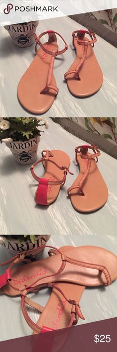 Weekend Sale 💕Splendid sandals 💕 Cute sandals with grip soles in like new condition.🌺 Anthropologie Shoes Sandals