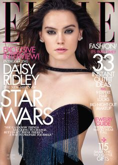 Four Reasons Daisy Ridley Is Ready to Be Star Wars' First Female Protagonist