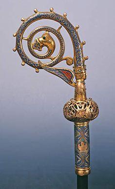 Bischofsstab von Erzbischof Heinrich von Finstingen