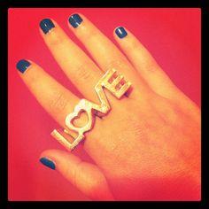 #love #ring