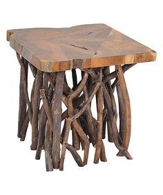 Jeffan Liberté Side Table   zulily