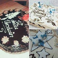 Tort urodzinowy na 60ur. Tort na roczek.