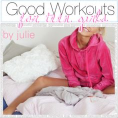 Good Workouts for Teen Girls | Health. I'm in love with this! TRY IT!