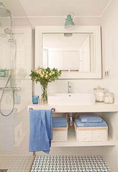 ❤ Entra en el pin para encontrar tips de decoración baños modernos. Este baño moderno nos ha fascinado. ¡Es precioso! Para más pins como éste visita nuestro tablón. Ah! ▷ Y no te olvides de guardarlo para despúes! #baños #decoracion #bathroom #decor