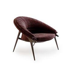 Phu Cau Armchair by ALMA de LUCE 3D model | CGTrader Luxury Furniture, Furniture Design, Single Chair, Ceramic Design, Furniture Upholstery, Sofa Chair, Accent Chairs, Interior, Pattaya