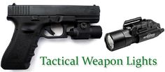 Tactical Weapon Lights
