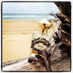Zéro décalage pour le #parfum du jour: Sables à la plage. #AnnickGoutal #fragrance of the day