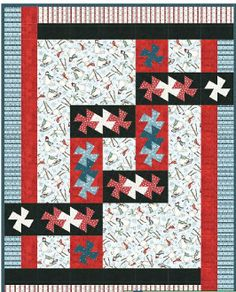 1000+ images about Quilt Moments at KayeWood.com on Pinterest Quilt patterns, Large prints and ...