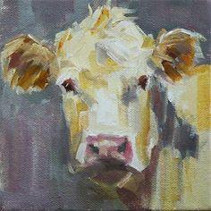 """""""buff"""" - Original Fine Art for Sale - © Carol Carmichael"""