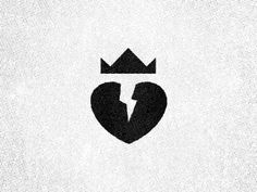 little did he know the crown could only come with a broken heart even though he had his love right next to him