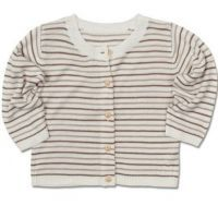 Olliboo Organic Bamboo Cardigan Main Oatmeal - Reduced to $19.95 for a limited time*. Follow the link to buy it instore at http://www.mamadoo.com.au/baby-clothes/unisex-baby-clothes/unisex-baby-tops/ #mamadoo #baby #girls #boys #unisex #tops #clothes #fashion #cuteas #minifashionista