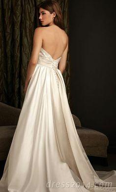 wedding dress backless wedding dresses 2014