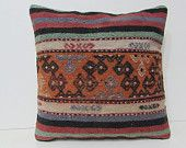 couch pillow cover 18x18 outdoor decor decorative kilim pillow indie pillow cover chair cushion cover throw pillow couch rustic fabric 28902