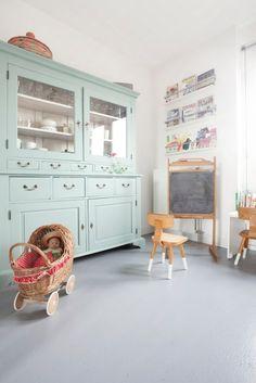 Dutch family home of studiowolk.nl | photo by Celine Nuberg