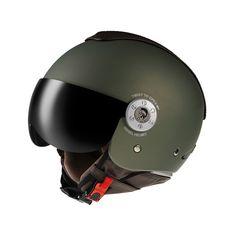 Matte Green Diesel helmet. hell yeah!