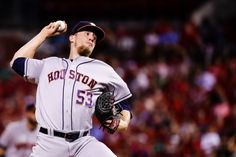 Astros' manager A.J. Hinch names RHP Ken Giles as closer = According to statement from manager A.J. Hinch on Tuesday afternoon, the Houston Astros will turn to right-handed relief pitcher Ken Giles as the club's closer. With fellow right-handers in Luke Gregerson and Will.....